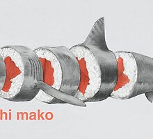 Sushi Mako by Eric Fan