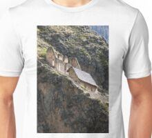 Incan Stronghold Unisex T-Shirt
