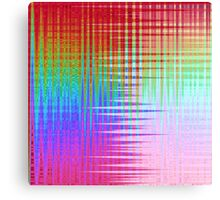 Colliding Wavelengths Canvas Print