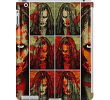 She Will Come For You iPad Case/Skin