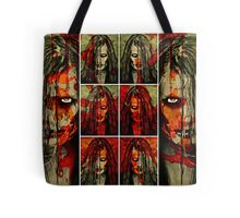 She Will Come For You Tote Bag