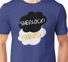 Sherlock/TFIOS Crossover Unisex T-Shirt