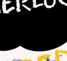 Sherlock/TFIOS Crossover Sticker