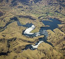 Lostock Dam by Daniel Rankmore