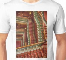 1107 Stair Patterns Unisex T-Shirt