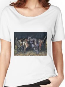 The Four Horsemen of the Apocalypse Women's Relaxed Fit T-Shirt