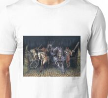The Four Horsemen of the Apocalypse Unisex T-Shirt