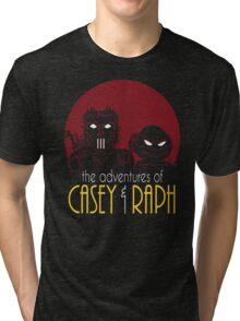 Vigilante Adventures Tri-blend T-Shirt