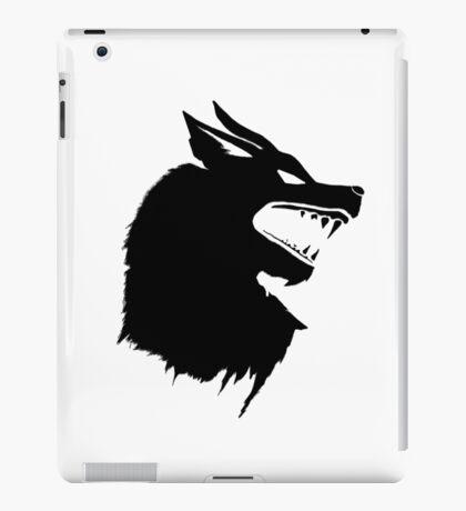 Game of Thrones Direwolf  iPad Case/Skin