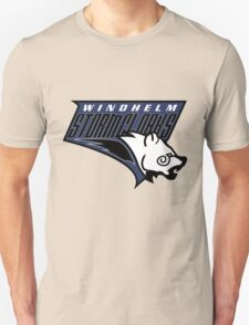 Windhelm Stormcloaks Basketball Logo T-Shirt
