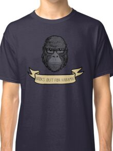 Books Out For Harambe Classic T-Shirt