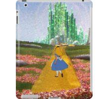 Alice In Oz iPad Case/Skin