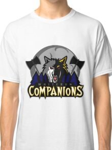 Whiterun Companions Basketball Logo Classic T-Shirt