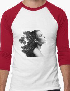Women nature Men's Baseball ¾ T-Shirt