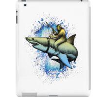 Shark-Squatch iPad Case/Skin