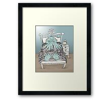 Cthulhu Awakens Framed Print