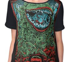 Little Shop of Horrors Chiffon Top