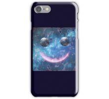 Smiley Face With Confetti. VividScene iPhone Case/Skin