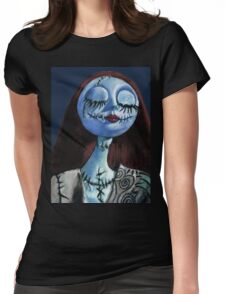 The Nightmare before Christmas - Sally Womens Fitted T-Shirt