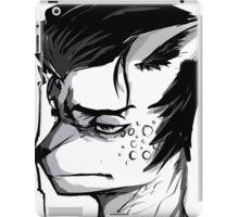 GREASER HYENA iPad Case/Skin