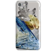 Crystals collage iPhone Case/Skin
