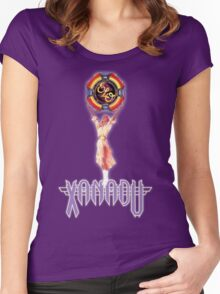 Xanadu - Electric Light Orchestra Women's Fitted Scoop T-Shirt