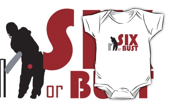 Six or bust by aussietees