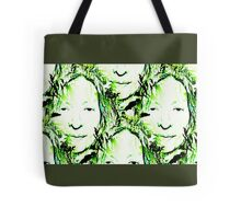 when you go into the woods today ...  Tote Bag
