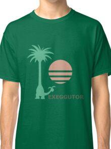 Dexio's ALOLAN EXEGGUTOR Shirt | Pokémon Sun/Moon Classic T-Shirt