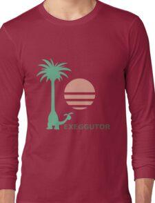 Dexio's ALOLAN EXEGGUTOR Shirt | Pokémon Sun/Moon Long Sleeve T-Shirt