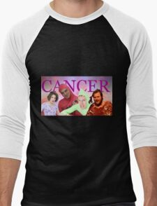 iDubbbz, Filthy Frank (Joji), MaxMoeFoe, Anything4Views CANCER Men's Baseball ¾ T-Shirt