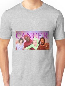 iDubbbz, Filthy Frank (Joji), MaxMoeFoe, Anything4Views CANCER Unisex T-Shirt
