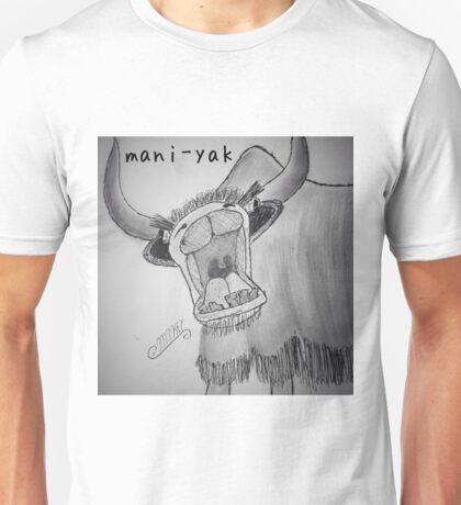 PUN COMIC - MANI-YAK Unisex T-Shirt