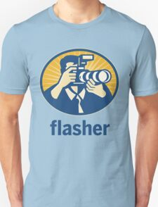 Flasher Unisex T-Shirt
