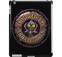 ODDWORLD BIG PLANET iPad Case/Skin