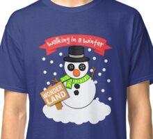 A Winter Wonderland  Classic T-Shirt