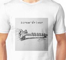 "PUN COMIC - ""SCREW DRIVER"" Unisex T-Shirt"