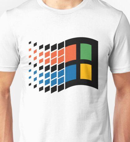 Windows 95 Vaporwave Unisex T-Shirt