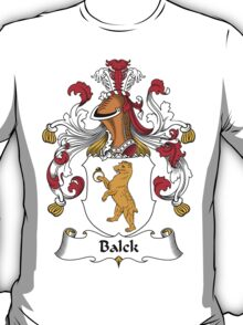 Balck Coat of Arms (German) T-Shirt