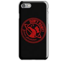 Galactic Hitchhikers Logo iPhone Case/Skin