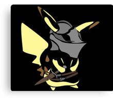Knight-chu Canvas Print