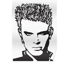 Billy Idol Poster