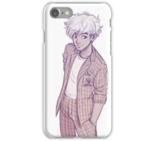 Love me right iPhone Case/Skin