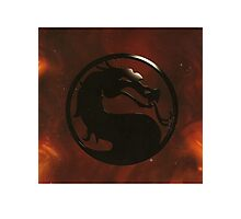 Mortal Kombat Trilogy Photographic Print