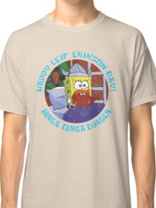 Happy Leif Erikson Day! Classic T-Shirt