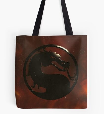 Mortal Kombat Trilogy Tote Bag