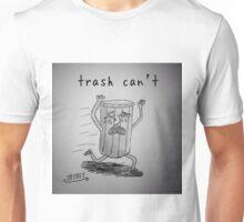 "PUN COMIC - ""TRASH CAN'T"" Unisex T-Shirt"