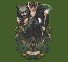 Sons of Mischief by Medusa Dollmaker