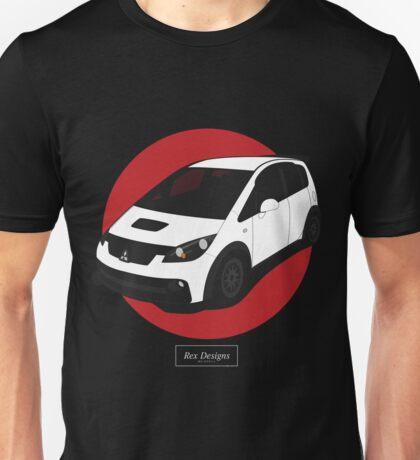 "Mitusbishi Colt Ralliart ""Rising Sun"" Unisex T-Shirt"