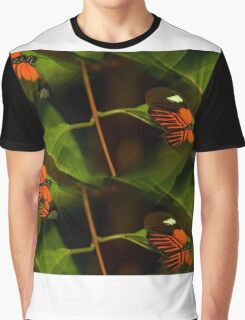 Abstract butterfly fun time nn Graphic T-Shirt